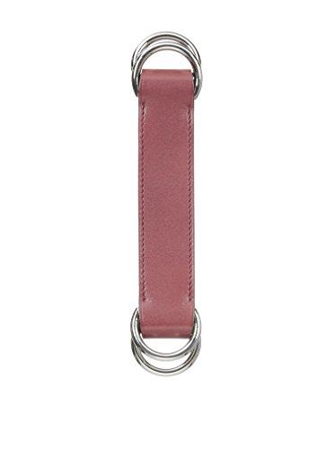 Hermés Women's Scarf Belt, Burgundy
