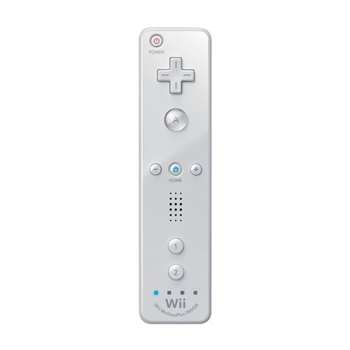 Wii Remote Plus – White