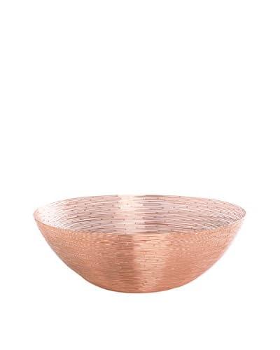 Shiraleah Large Metro Bowl, Copper