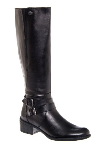 Bussola Antwerpen 13331 Tall Low Heel Boot