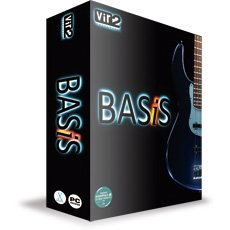 ◆最新版◆Vir2 BASIS ベース音源◆cubase 6 Logic 9 windows7対応◆並行輸入品◆