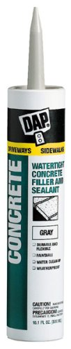 DAPConcrete Watertight Filler and Sealent 10.1 ounce Gray