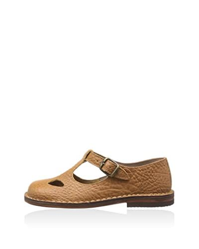 Pèpè Sandalo Flat 1026 [Blu]
