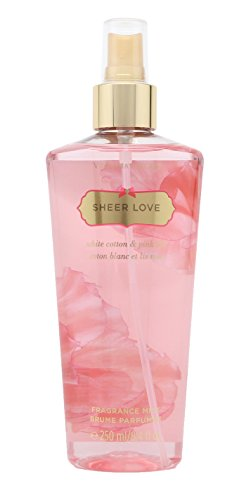 Victorias Secret, Sheer Love, Profumo da donna, 250 ml