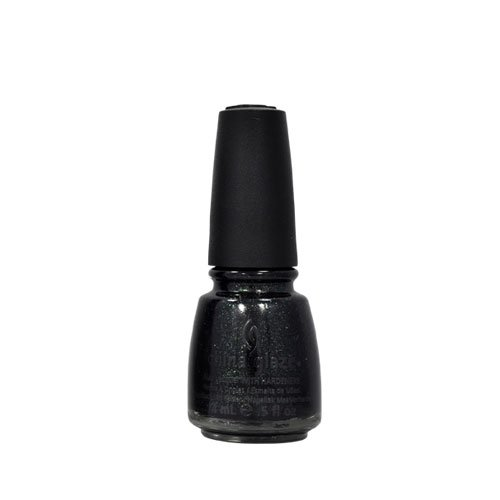 China Glaze Nail Lacquer Hunger Games Capitol Colors SMOKE AND ASHES 80618 Salon