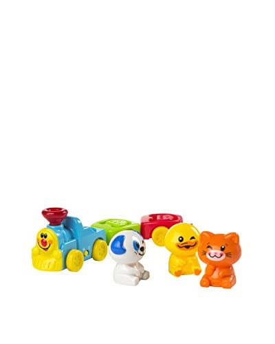 Color Baby Super Tren De Mascotas Tren Mascotas Elecrtico Bebe +