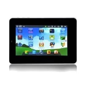 Pierre Cardin Tablet PC PC7001 BK iMAP210 256MB RAM 4GB Camera FTC Android2.2 Black Retail