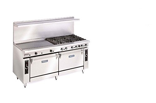Imperial-Commercial-Restaurant-Range-72-With-12-Burners-Standard-OvenCabinet-Natural-Gas-Ir-12-Xb