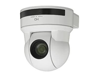Sony EVI-H100V/W PTZ Video Camera (White)