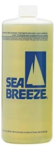 Sea Breeze Astringent For Skin, Scalp and Nails 32 oz. brought to you by Seabreeze