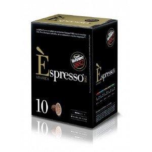 Caffe Vergnano E'Spresso Arabica Nespresso compatible capsules