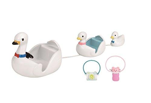"Epoch Sylvanian Families Sylvanian Family Doll ""Swan Boat Set Ko-55"" - 1"