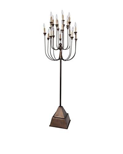 Floor Lamp, Copper