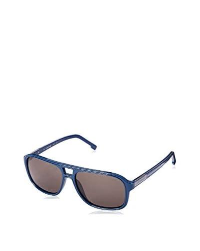 Lacoste Gafas de Sol L742S (57 mm) Azul