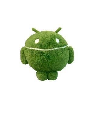 "Squishable Mini Android Plush - 7"""