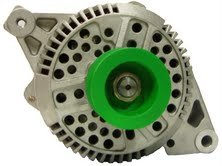 Mean Green 93-98 7.3 Ford Powerstroke High Amp Alternator