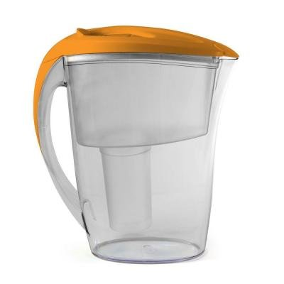 HDX Water Filter Pitcher with 2 Universal Cartridges (6-Cup Capacity) (Hdx Water Pitcher compare prices)