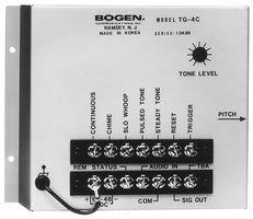 BOGEN COMMUNICATIONS - TG4C - TRANSDUCER, TONE GENERATOR, 48VDC