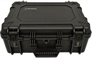 Condition 1 #253 Black Airtight/Watertight Protective Case with Pick N Pluck Foam (Condition 1 Pistol Case compare prices)