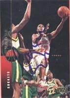 Mario Elie Houston Rockets 1994 Upper Deck Autographed Hand Signed Trading Card. by Hall of Fame Memorabilia