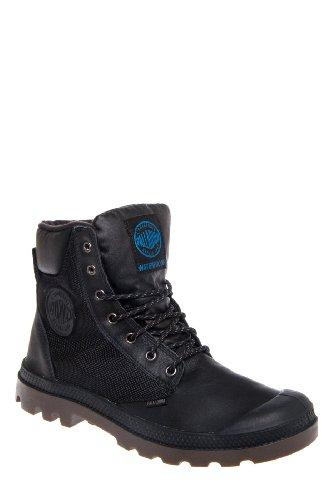 Palladium Men's Pampa Sport Cuff Wp2 Flat Boot