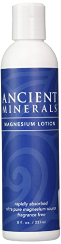 Ancient Minerals Magnesium Lotion - 8oz Bottle