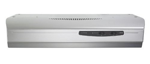 Broan QS136SS 36-Inch Allure Range Hood, Stainless steel
