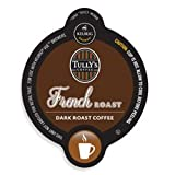 Tullys French Roast Coffee Keurig Vue Portion Pack, 32 Count