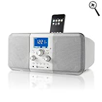 Boston Acoustics HDUOIMIST Horizon Duo-I System For Ipod(R) With Am/Fm Radio (Mist)