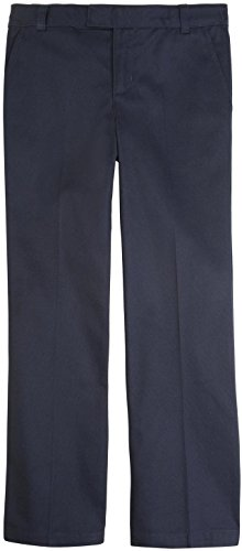 French Toast Girls Adjustable Waist Pant Girls Navy 6