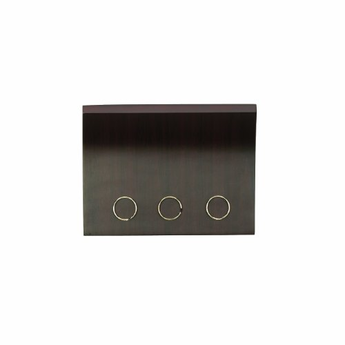 Umbra Magnetter Magnetic Key/Mail Organizer, Espresso (Espresso Wall Letters compare prices)