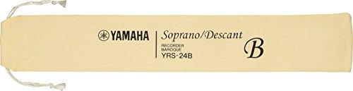 Yamaha YRS24B Soprano Recorder
