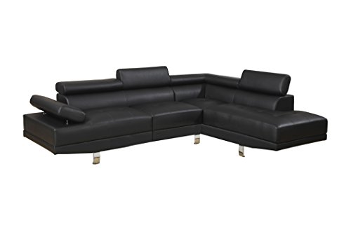 poundex-bobkona-atlantic-faux-leather-2-piece-sectional-sofa-with-functional-armrest-and-back-suppor