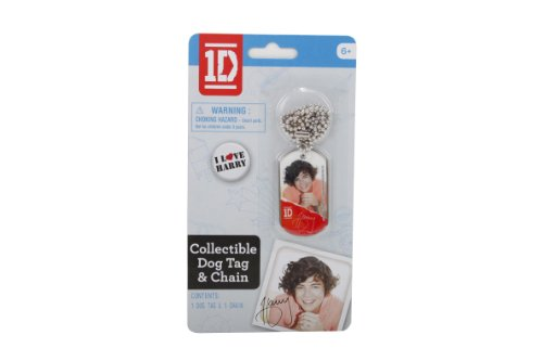 One Direction Dog Tags, Harry - 1