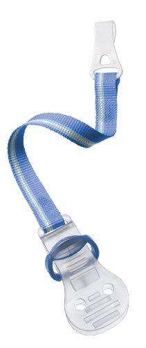 Philips Avent - Clip per succhietto da 0 mesi in su, colori assortiti