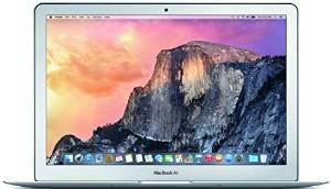 "Apple MacBook Air MJVE2LL/A 13.3"" Laptop (128 GB) NEWEST VERSION"
