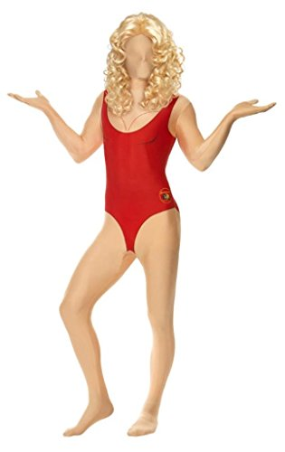 Baywatch Second Skin Costume for Adults