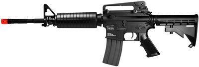 KWA KM4A1 M4 M16 Carbine Full Metal 2GX Airsoft 