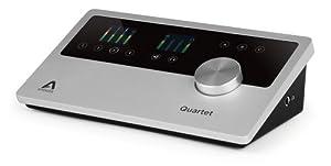 Apogee Quartet Audio Interface for iPad & Mac