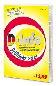 D-Info inkl. Rückwärtssuche Frühjahr 2012