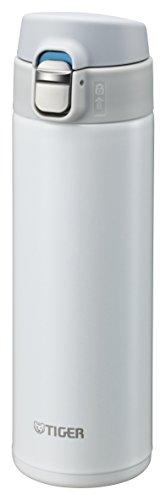 タイガー 水筒 ステンレスミニボトル 「サハラマグ」 軽量(夢重力) スノーホワイト 480ml MMJ-A048-WW
