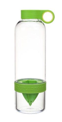 Yummy Water Zinger/ Lemon Cup/ Juice Easy/ Water Infuser/ Green