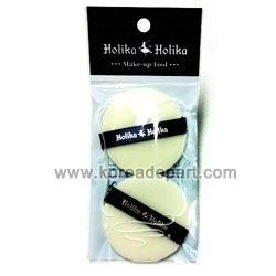 ホリカホリカ フロッキング円形パフ
