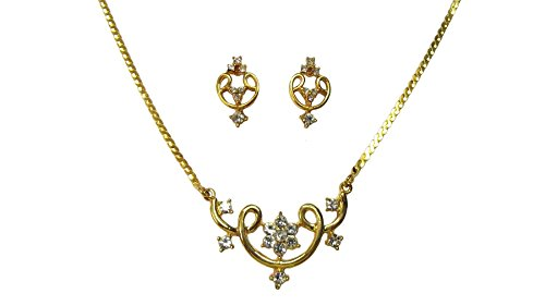 sempre-londres-18-k-plaque-or-deux-tons-avec-maya-pendentif-etoile-pour-boucles-doreilles-en-cristal
