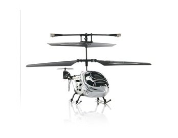 NO.9809 Infrared Control 3-Channel Helicopter with Built-in Gyro EMS Shipping (Black)