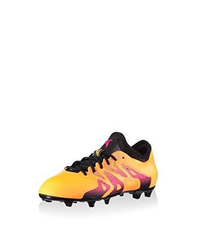 adidas Scarpa Da Calcio X 15.1 FG/AG [Arancione/Rosa]