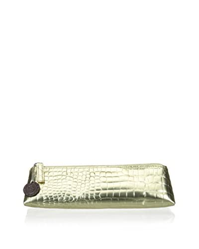 AEON Women's Pencil Case, Gold