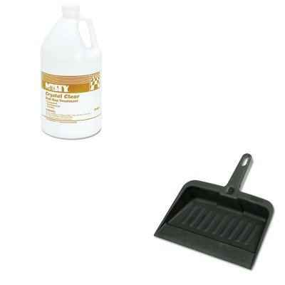 Kitaepr8114Rcp2005Cha - Value Kit - Misty Dust Mop Treatment (Aepr8114) And Rubbermaid-Chrome Heavy Duty Dust Pan (Rcp2005Cha) back-59901