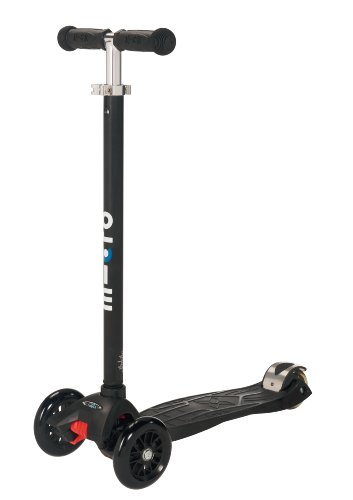 deals maxi micro scooter black with t bar the toys. Black Bedroom Furniture Sets. Home Design Ideas