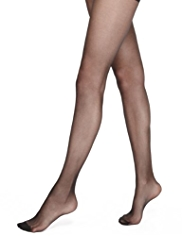 2 Pairs of 15 Denier Shine Bodyshaper Tights